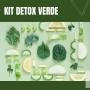Kit Detox Verde - 5 sucos | 300ml