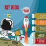 Kit Kids - 5 sucos de 200ml | Super Nutritivo, Rico em Vitaminas e Minerais