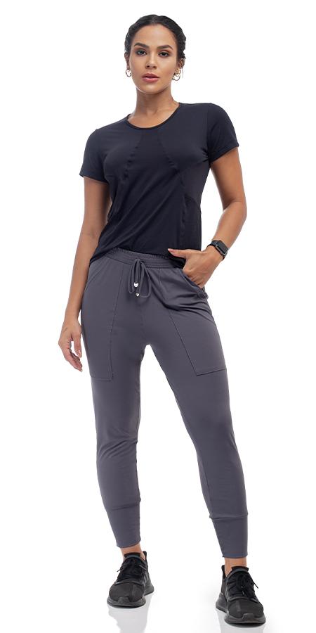 Blusa com Recorte Ultracool/Dry