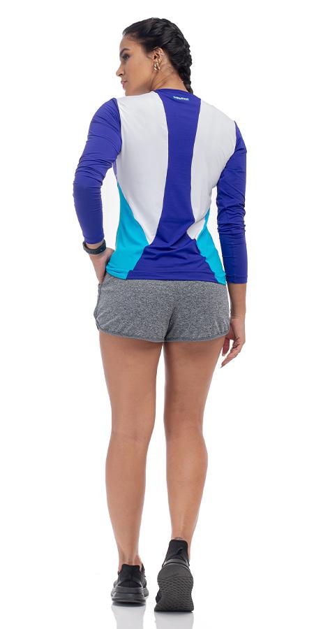 Blusa Diferenciada com Proteção UV