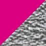 Rosa Pink e Cinza Granulado