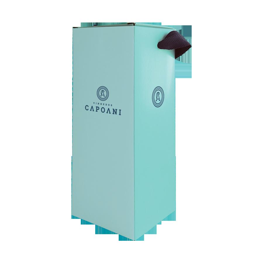 Taça de Cristal Vinhedos Capoani