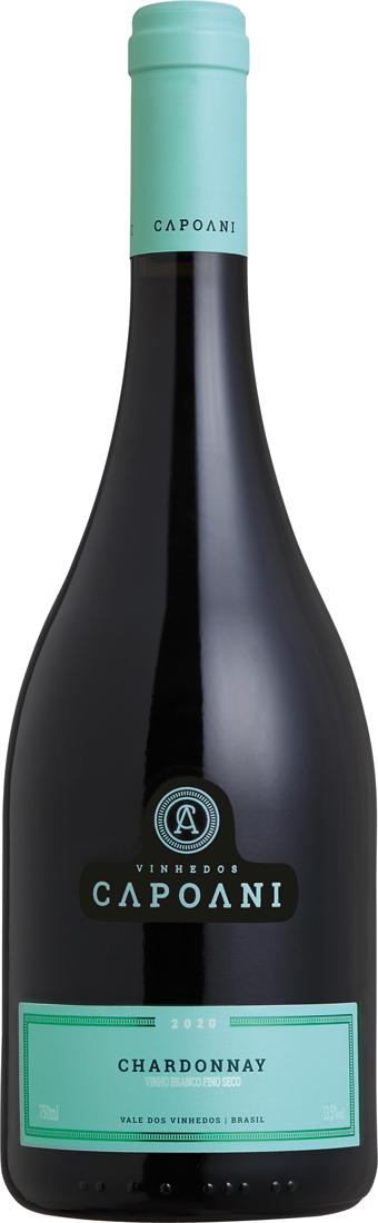 Vinho Branco Capoani Chardonnay 2020