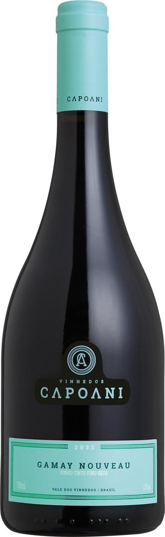 Vinho Tinto Capoani Gamay Nouveau 2021