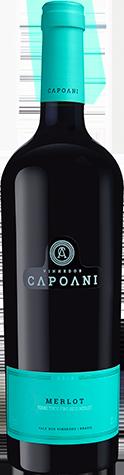 Vinho Tinto Capoani Merlot 2018
