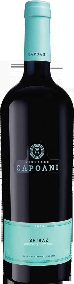 Vinho Tinto Capoani Shiraz 2020