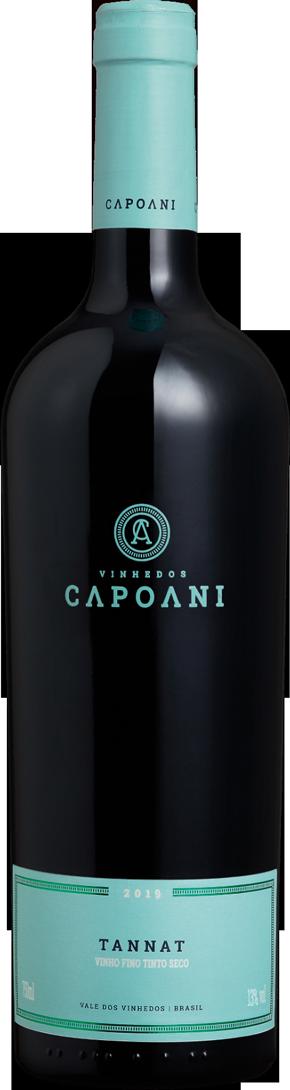 Vinho Tinto Capoani Tannat 2019