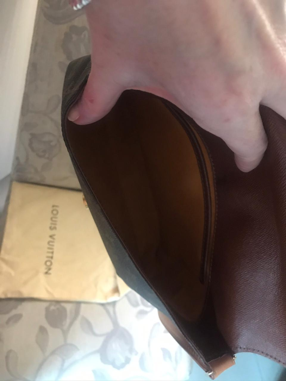 Bolsa Louis Vuitton Musette Tango