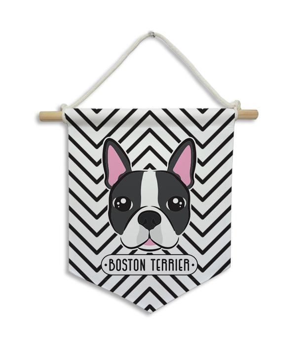 Flâmula | Boston Terrier