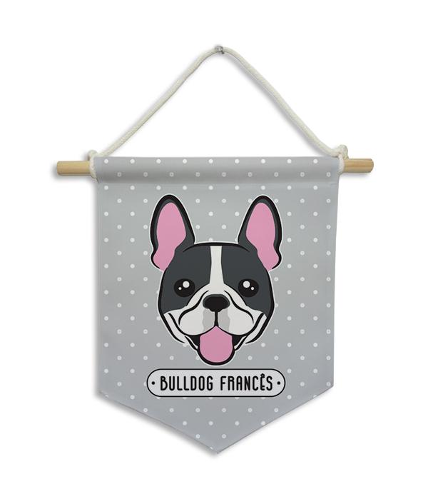 Flâmula | Bulldog Francês