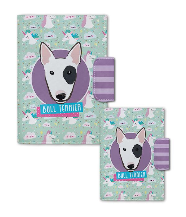 Porta Documento | Bull Terrier