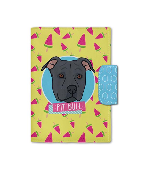 Porta Documento | Pit Bull