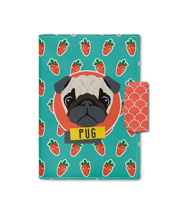 Porta Documento | Pug