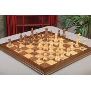 Jogo de Xadrez - Modelo German Staunton