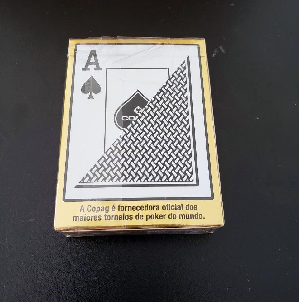 Jogo De Cartas Baralho Profissional - Copag