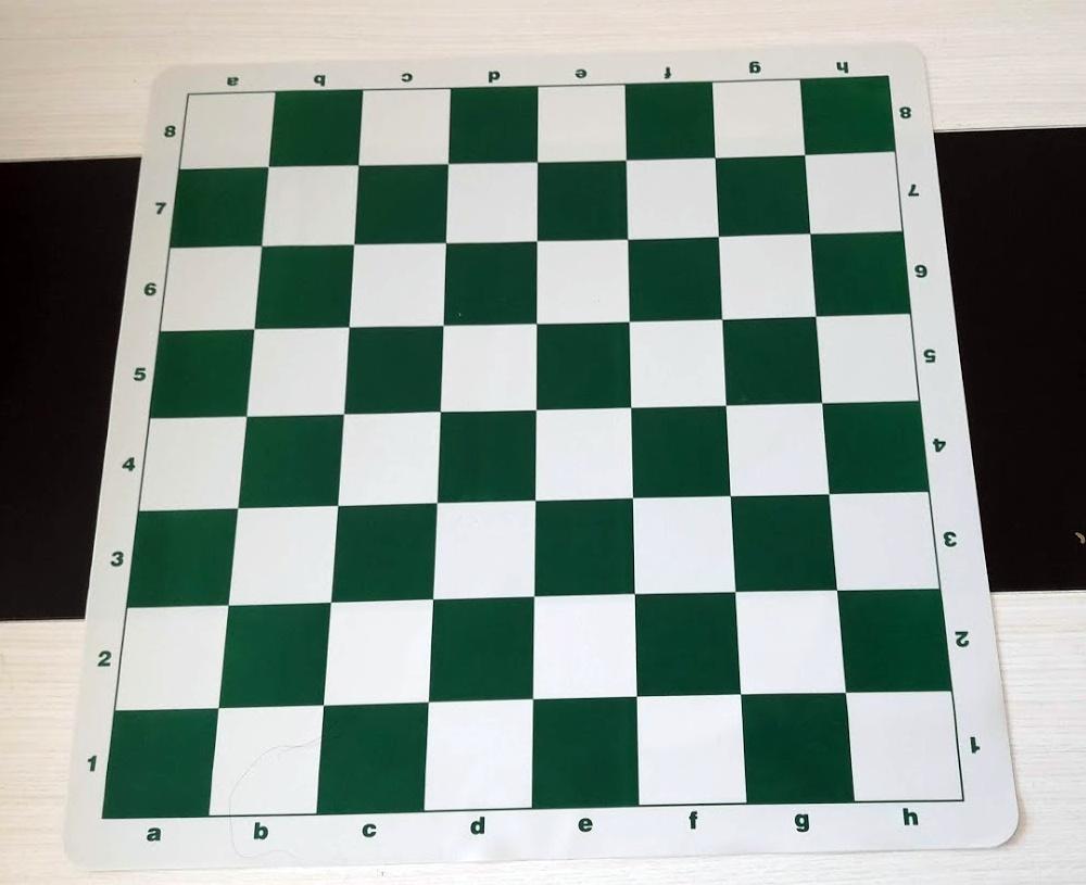 Jogo de Xadrez Profissional Staunton Peso Quádruplo com tabuleiro silicone