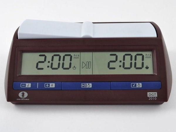 Kit jogo DGT + bolsa delux + tabuleiro mouse pad + relógio DGT 2010