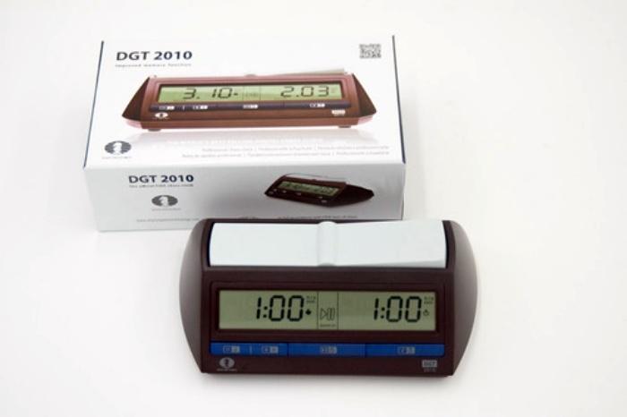 Relógio DGT 2010