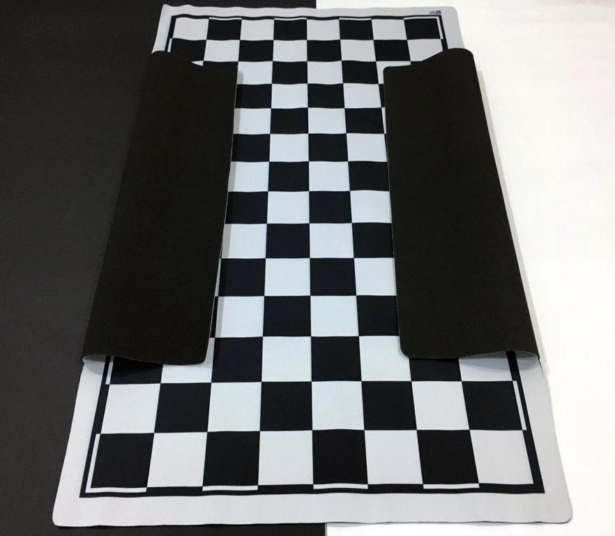 Tabuleiro de Xadrez para 4 jogadores - Soft Mouse Pad