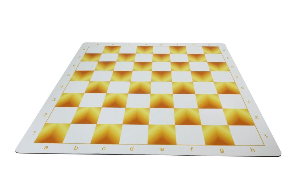 Tabuleiro Soft Mouse Pad - Várias Cores