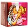 Balsamo Eu e Você Vasodilatador Feminino linha Orgulho, Para massagem clitoriana entre mulheres 4G HOT FLOWERS