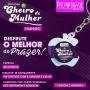 Bolinha Aromáticas Afrodisíaca Cheiro De Mulher Chaveiro C/1 - PAU BRASIL