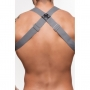 CÓPIA - Harness Z Nylon Cinza - SD CLOTHING