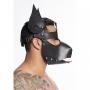 Máscara de Couro Ecológico Dog Pet Play - SD Clothing