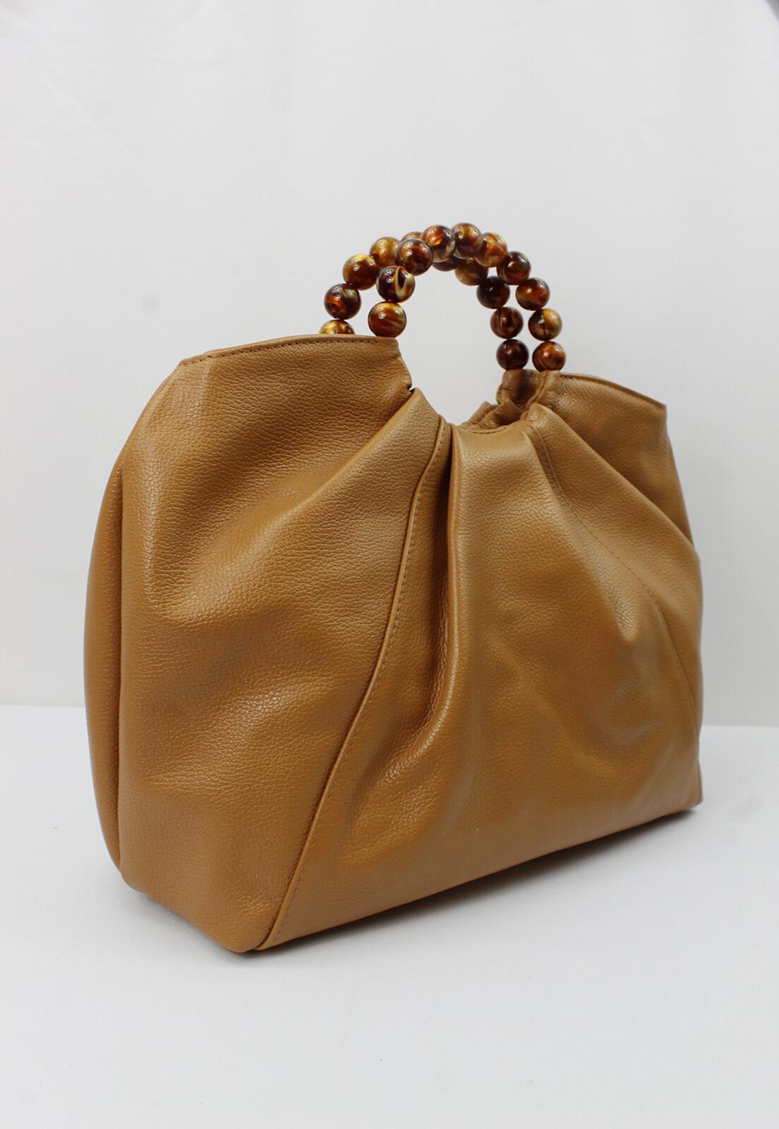 Bolsa Crisfael Couro