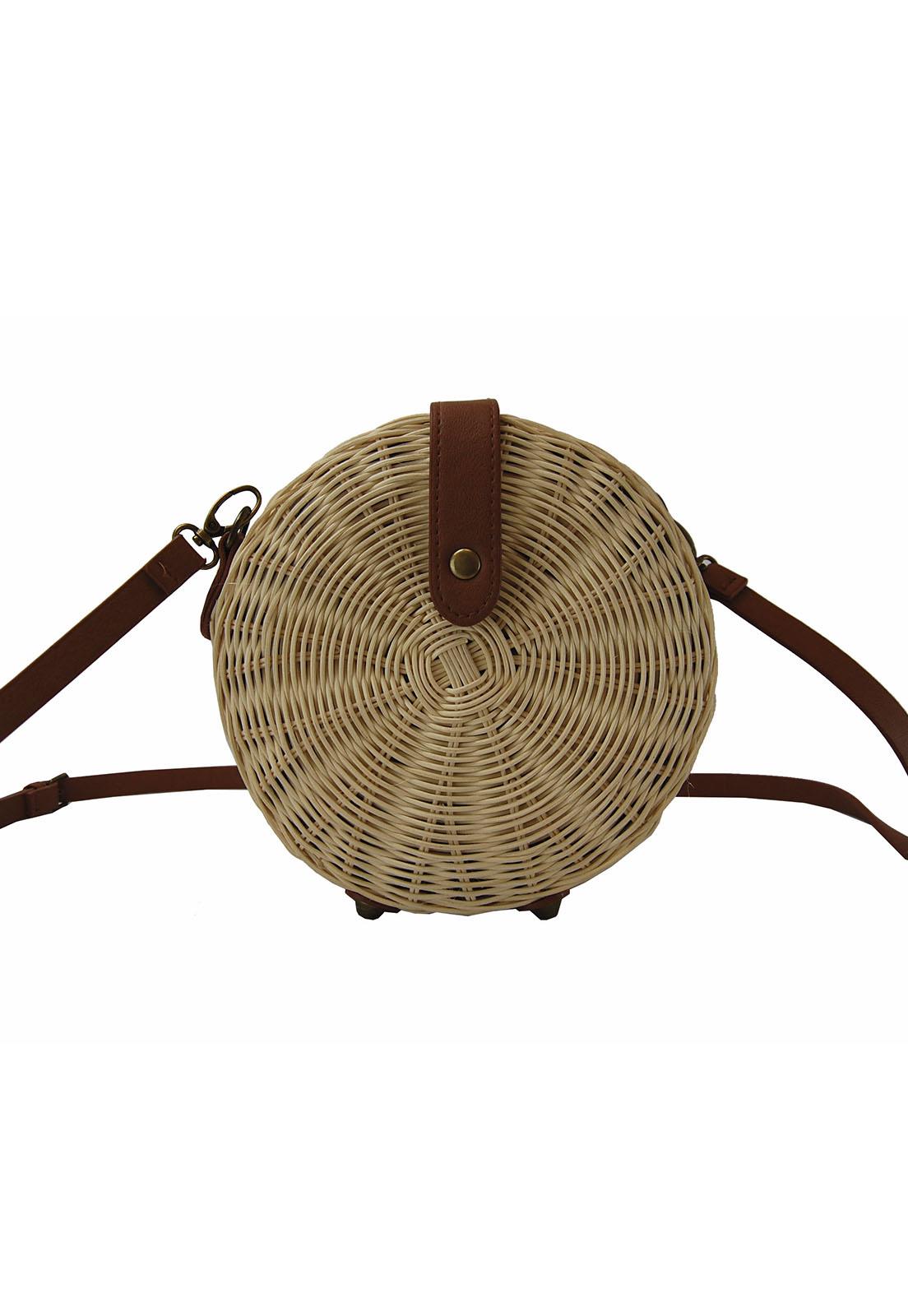 Bolsa Crisfael Em Bambu