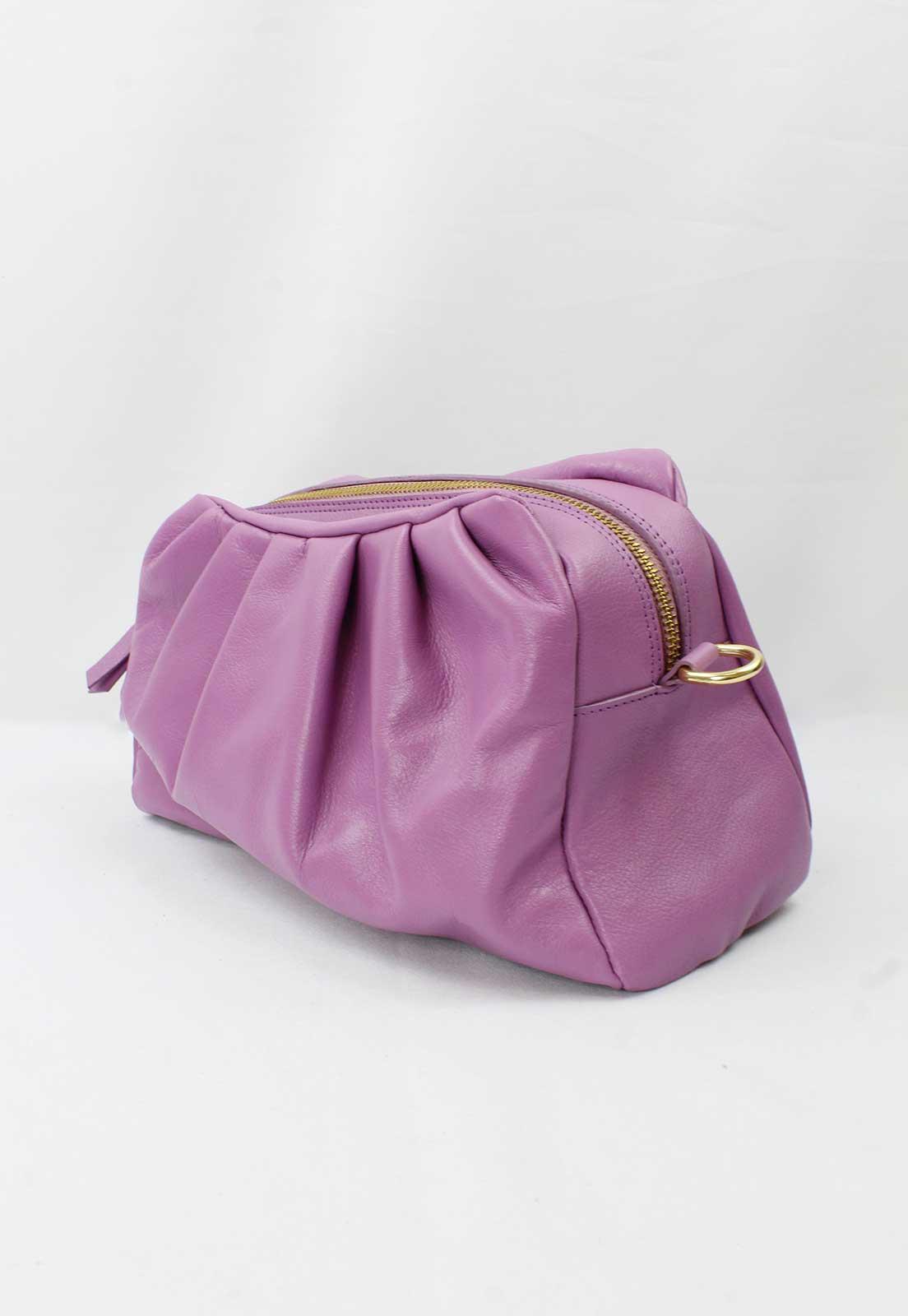 Bolsa em couro Crisfael