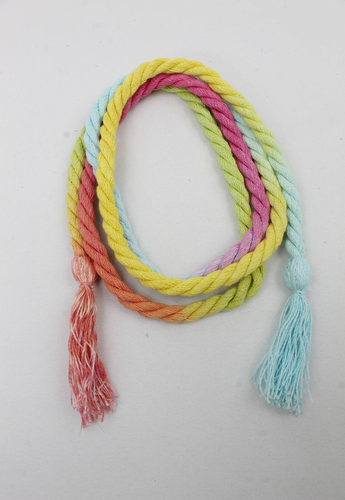 Cinto Crisfael Cordão Tie Dye