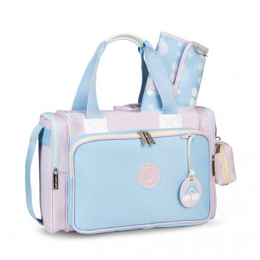 Bolsa Maternidade Anne Com Bolso Térmico Colors Masterbag