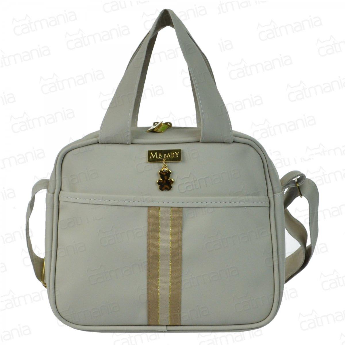 Frasqueira Masterbag Baby Sweet   Cor: Marfim