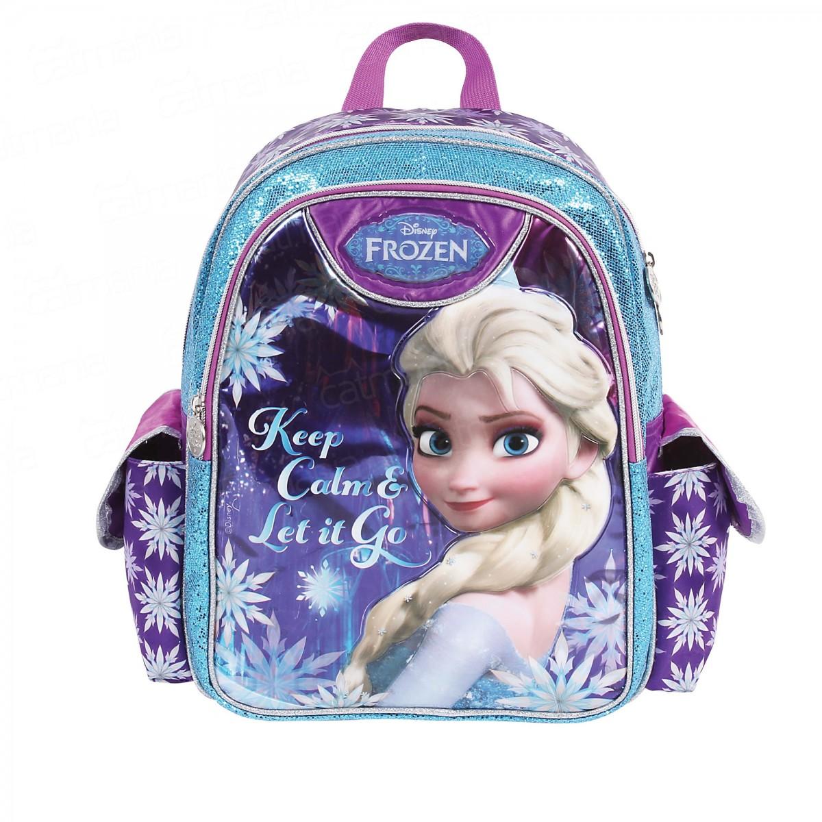 Mochila de Costas Disney Frozen Roxo