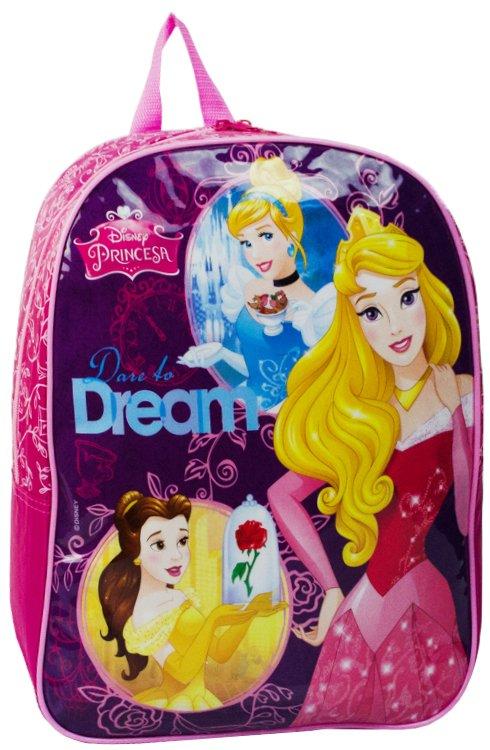 Mochila de Costas Disney Princesa Dare to Dream Rosa