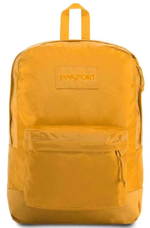 Mochila JanSport Mono Superbreak   Cor: English Mustard
