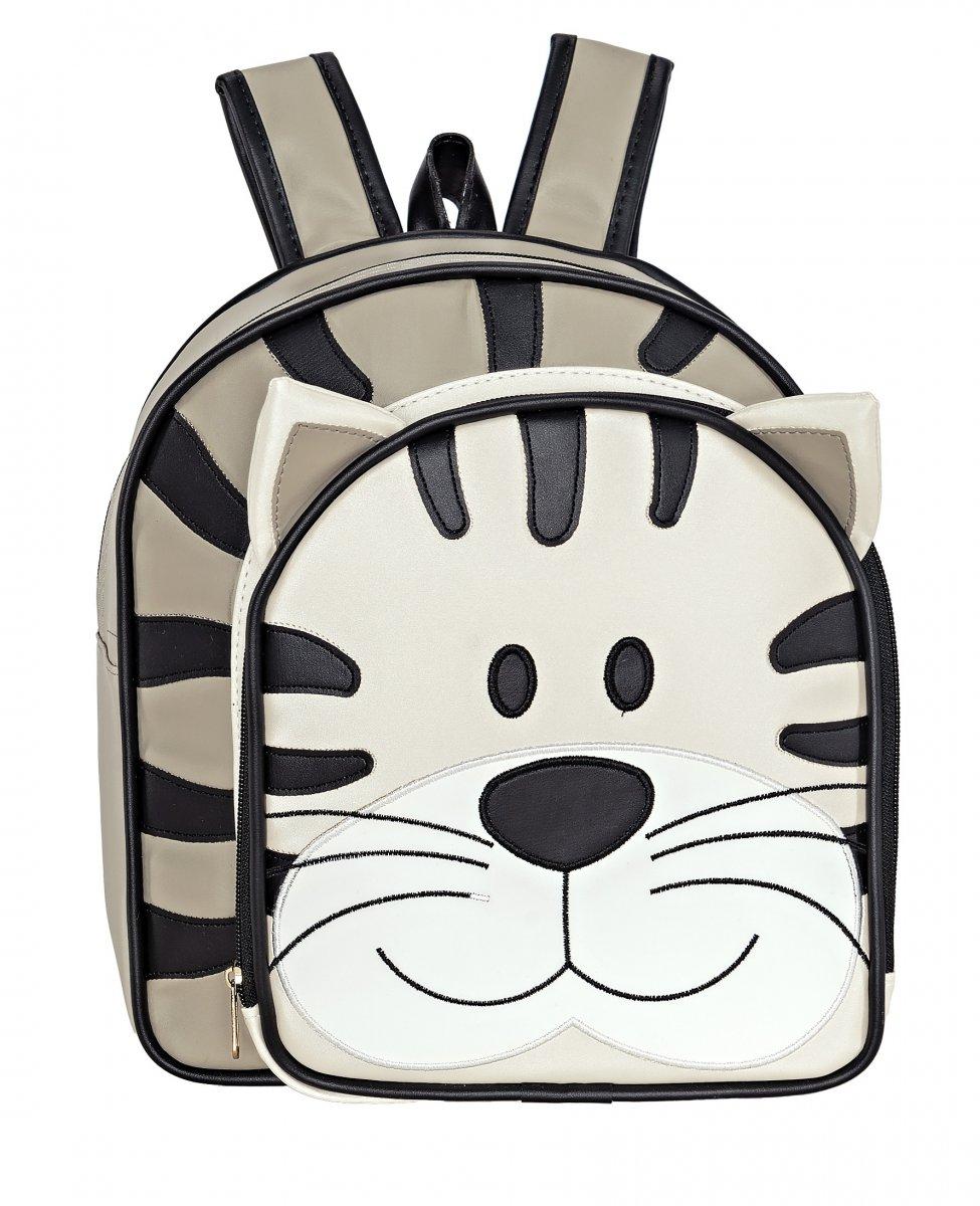 Mochila Kids Bichinhos   Cor: Tigre