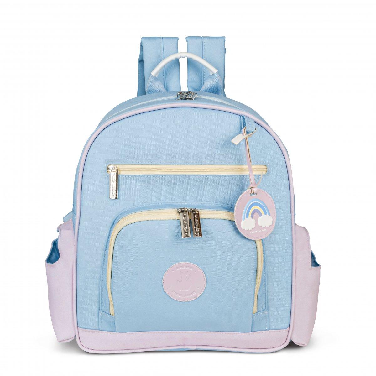 Mochila Maternidade Noah Colors Masterbag Azul