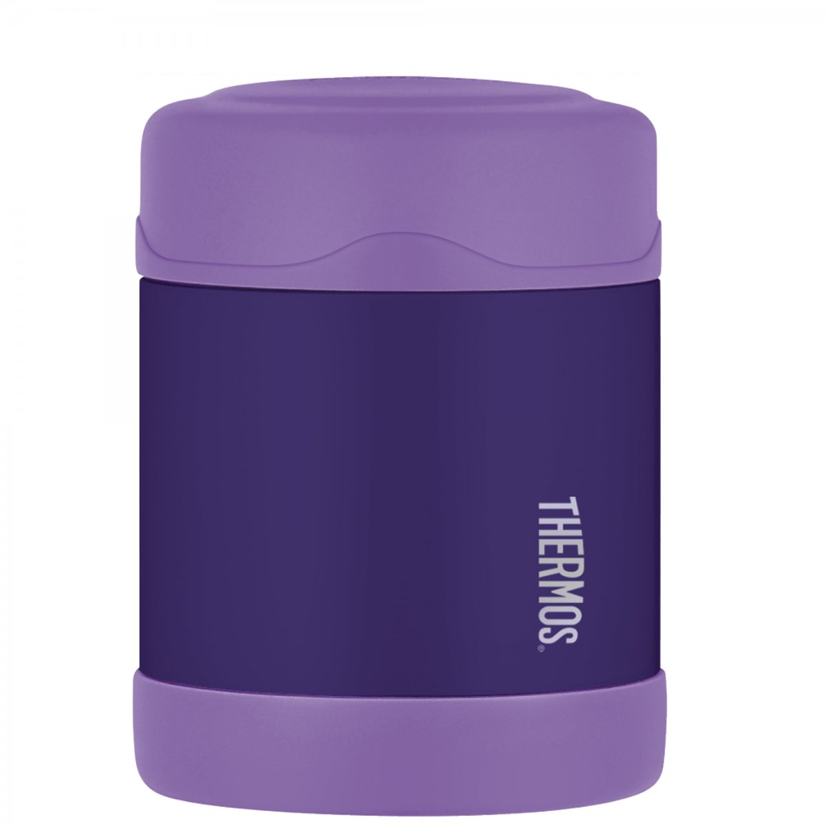 Pote Inox Térmica Thermos Funtainer | Cor: Roxo/ Lilás