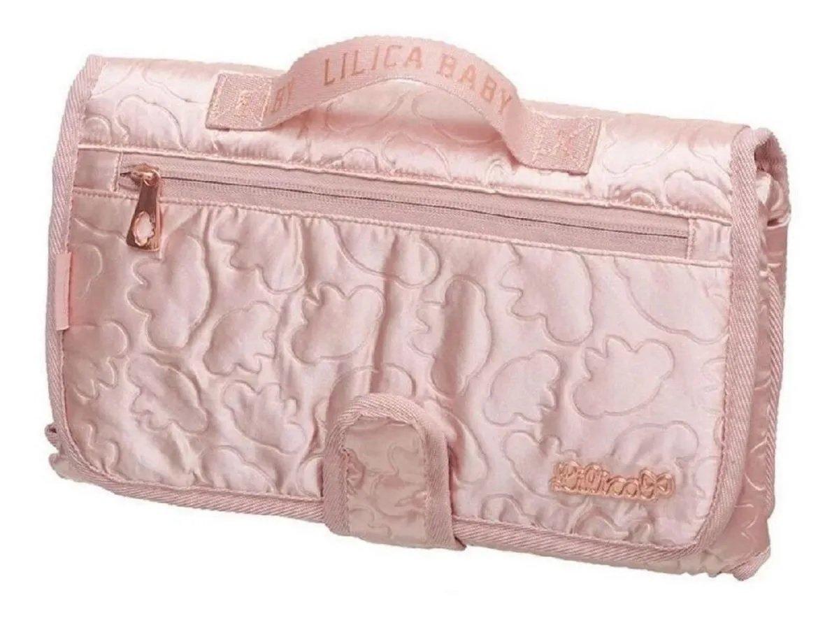 Trocador Maternidade Lilica Ripilica | Cor: Rosa