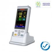 Monitor de sinal vital portátil de 3,5 polegadas VT 200A