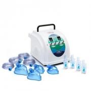 Nebulizador Inalador Md400Bp 4 Saídas Medicate
