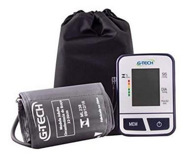 Aparelho De Pressão Digital De Braço G-TECH BSP11