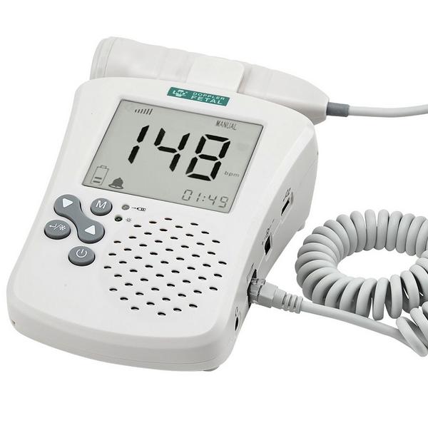 Doppler Fetal de Mesa MD Digital com LCD FD-300D
