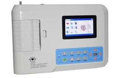 Eletrocardiógrafo de 3 canais ECG300G CONTEC