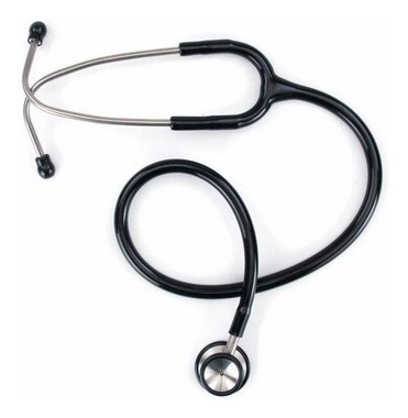Estetoscópio Pediatrico Inox Professional Preto MD