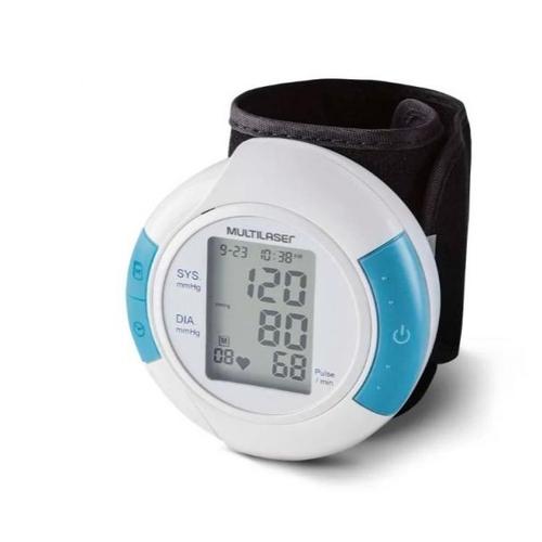 Monitor de Pressão Arterial Digital de Pulso Multilaser - HC075