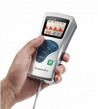 Oxímetro De Pulso Com Monitorização De Batimentos Cardíacos G1B