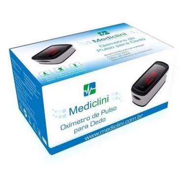 Oxímetro de Pulso Tipo Dedo AS-302L Mediclini
